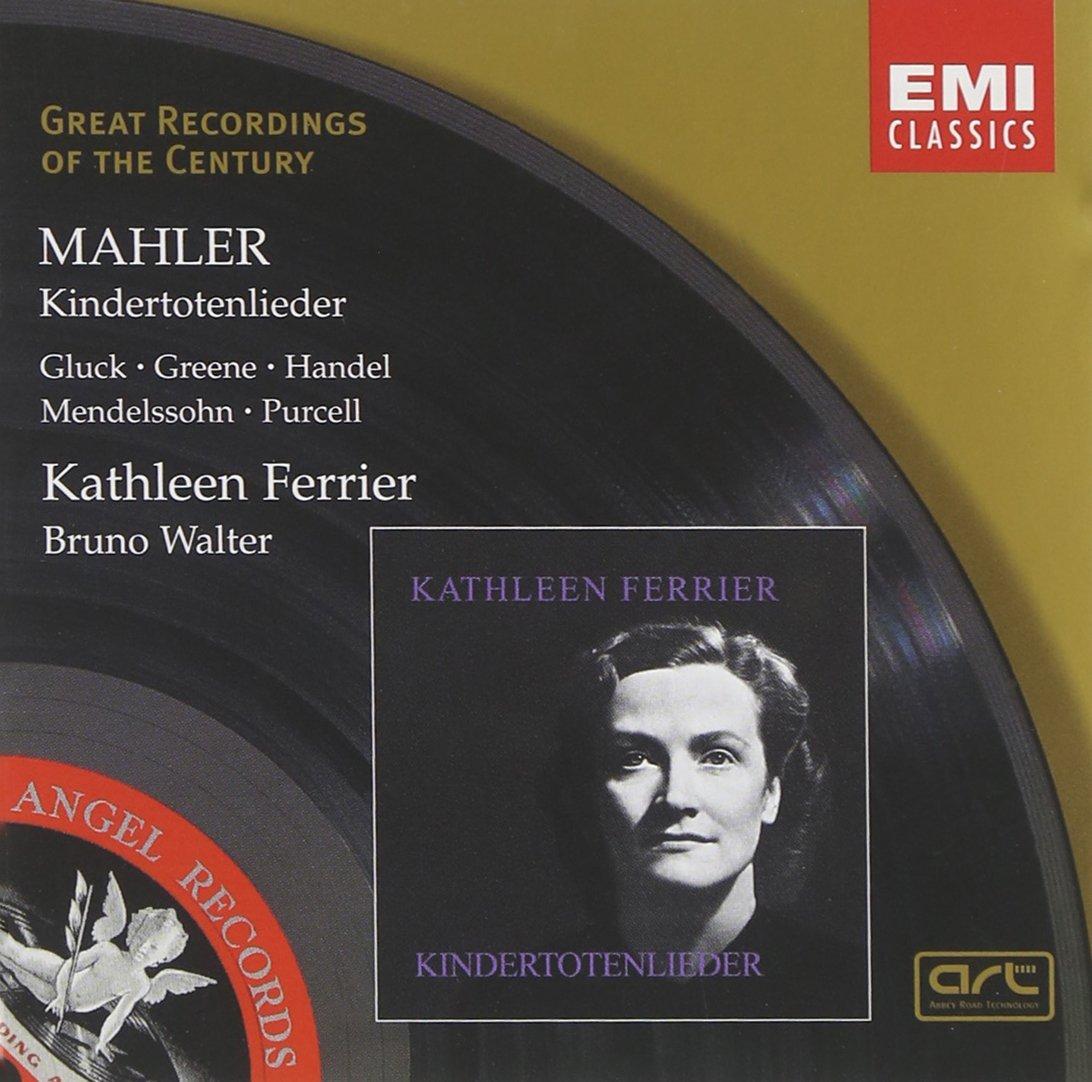Kathleen Ferrier MahlerKinderW
